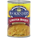 Bookbinders (Old Original) Lobster Bisque, 10.5-Ounce (Pack of 6) by Bookbinder's