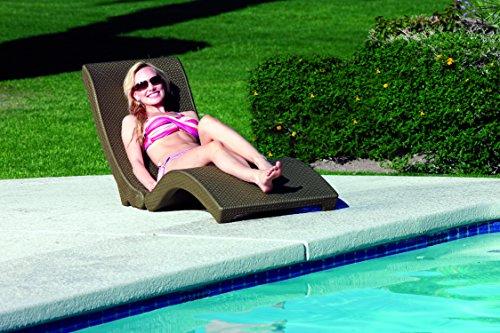 Terra Sol Sonoma Chaise Pool Lounge