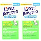 Little Remedies Tummys Gripe Water, 4 Fluid Ounce, Pack of 2