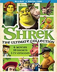Shrek: The Ultimate Collection [Blu-ray]
