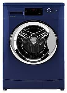 Beko WMB 71443 PTE Blue - Lavadora (Independiente, Azul, Frente, 7 kg, 1400 RPM, B)