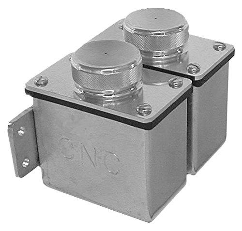 CNC 1482 Dual Alum. Remote Reservoir Kit