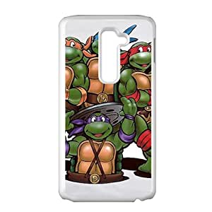 Unique Ninja turtles Cell Phone Case for LG G2