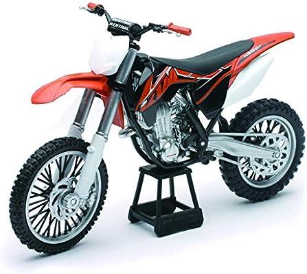 Auto, motor: onderdelen, accessoires KTM SXF 450 2017 4-Stroke Motocross NEW New Ray Model Motorcycle 1:12