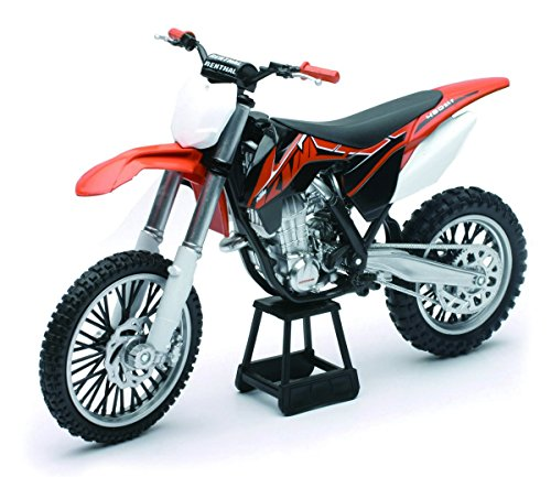 1/10 SCALE KTM 450 SX-F MOTORCYCLE DIE CAST REPLICA by New (New Ray Diecast Motorcycles)