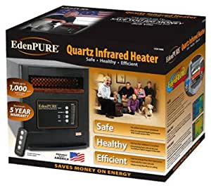 Amazon Com Edenpure 174 Elite Heater Trusted Comfort New