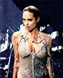 Angelina Jolie Movie Still Autographed Signed 8 x 10 Reprint Photo - (Mint Condition)