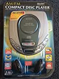 AM/FM Compact Disc Player