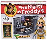 Five Nights At Freddy's Backstage Construction Set
