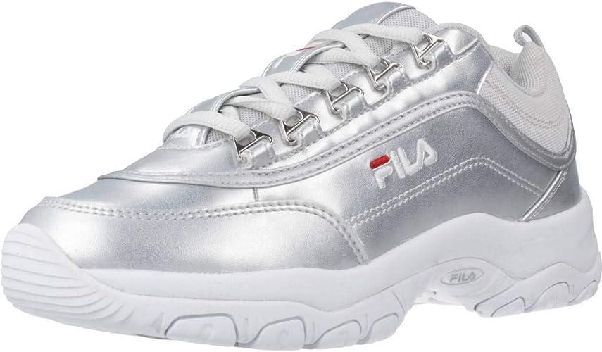 Fila Strada, Sneaker a Collo Alto Donna: Amazon.it: Scarpe e