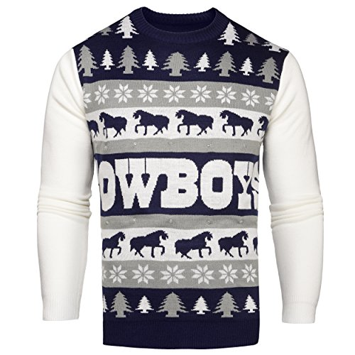 hot sale online 2cc5f a37f0 NFL Women's V-Neck Sweater, Dallas Cowboys, Small ...