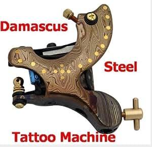 pro hot damascus steel tattoo machine liner