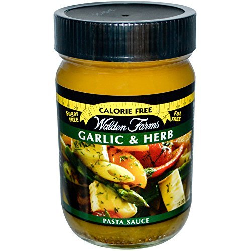Walden Farms, Pasta Sauce, Garlic & Herb, 12 oz (340 g)(PACK 1)