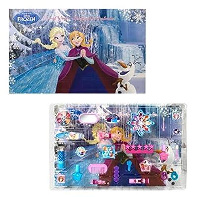 Calendrier de l'avent Reine des Neiges 2015 Maquillage - Princesse - Elsa