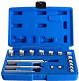 Automotive : Ztech 17PCS Auto Bearing Race Seal Driver Disc Tool Master Set Wheel Axle Bushing W/ Case