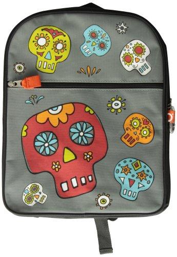 Sugarbooger Zippee Backpack, Dia de los Muertos