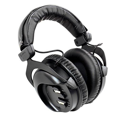 Quest HD Compatible Wireless Headphones for XP Deus WS4 Module