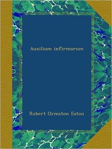 Auxilium infirmorum