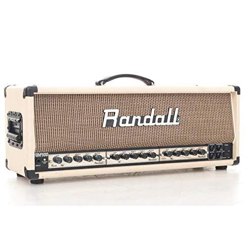 Randall / RM100 WHITE TOELEX MODULAR TUBE HEAD ヘッドアンプ ランドール   B07H7ZGM89