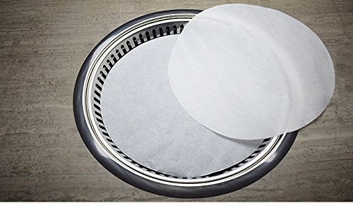 Non-Stick Round Parchment Paper 10 Inch Diameter,Baking Paper Liners for Round Cake Pans Circle Set of 200