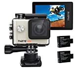 ThiEYE i60e 4K Wifi Action Camera, 197FT Waterproof Sports Action Camera 2