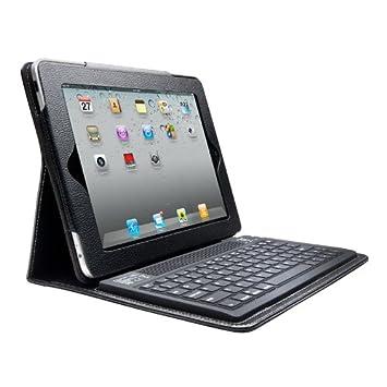 Kensington KeyFolio Negro - Fundas para tablets (iPad & iPad ...