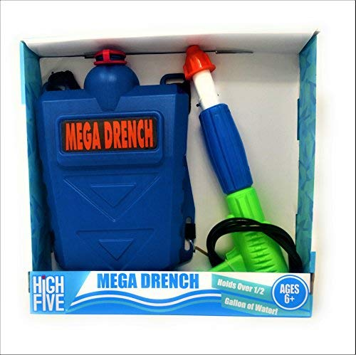 New Squirt Gun Backpack Mega Drench Water Gun and over Half a Gallon Backpack Capacity