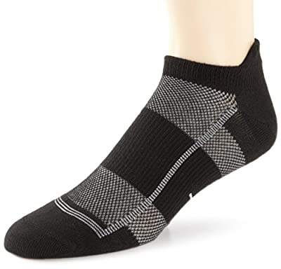 Feetures! Men's Ultra Light No Show Socks with Tab