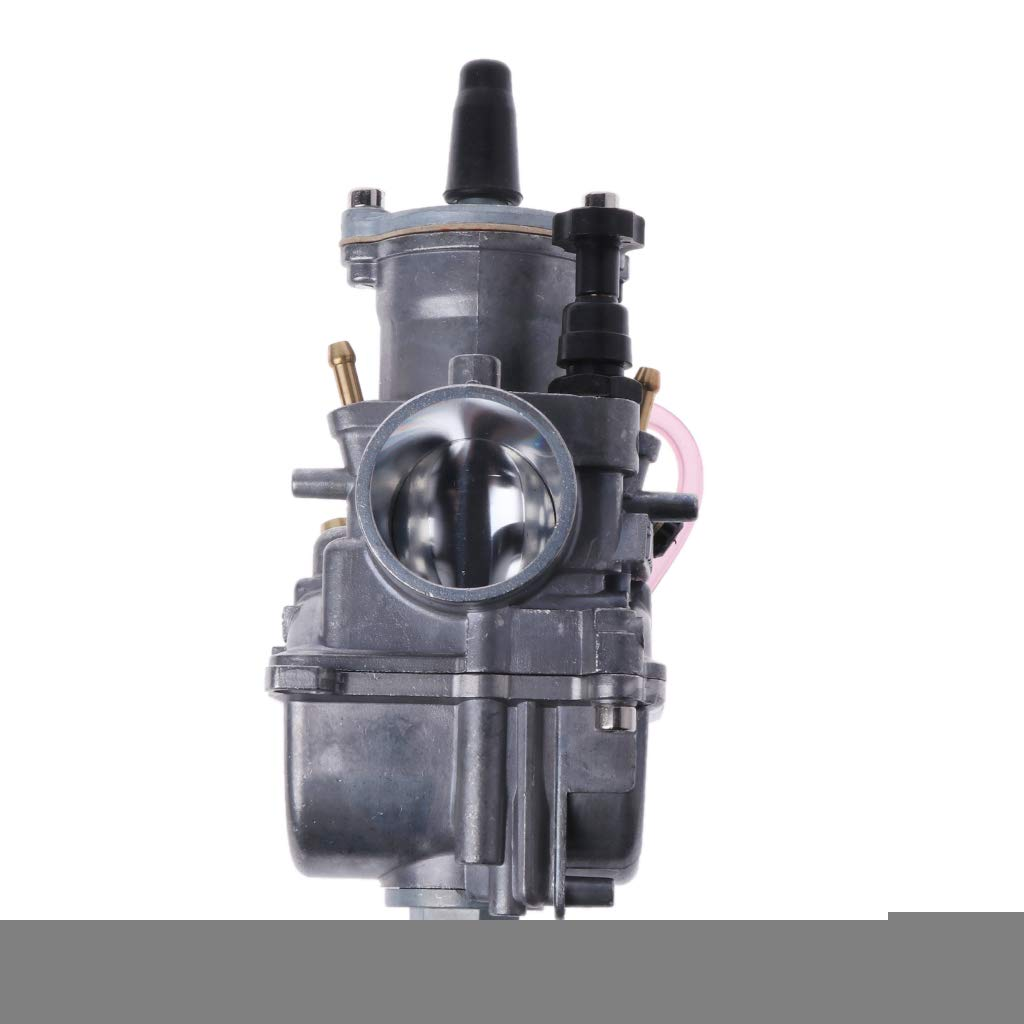 FXCO Carburador Carburador Carb PWK 30mm Universal 2T 4T Potencia del motor Jet UTV ATV para