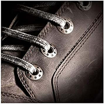 Styl Martin Marshall Urban Sneakers in marrone grande 40