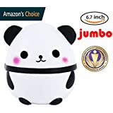 Dialeesi Squishy Toys Slow Rising Jumbo Cream Scented Decompression Squeeze Soft Stress Relief Decorations For Kids And Adults Big Panda