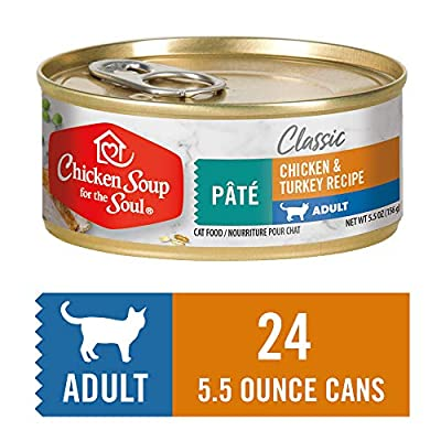 Cat Food Chicken Soup for the Soul Wet Cat Food [tag]