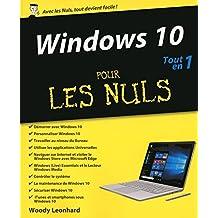 Windows 10 Tout en un Pour les Nuls (French Edition)