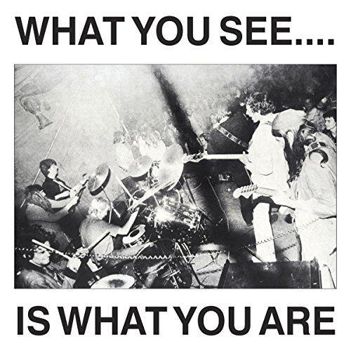 HERE AND NOW & ALTERNATIVE TV - What You See Is What You Are
