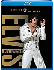 Elvis: That's the Way It Is: 2001 + 1970 Theat. Version [Blu-ray] [Special Edition]