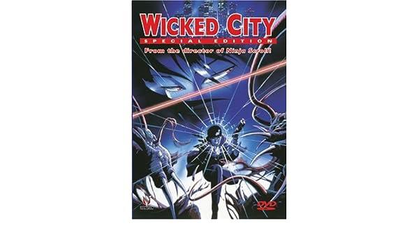 Wicked City [Reino Unido] [DVD]: Amazon.es: Cine y Series TV