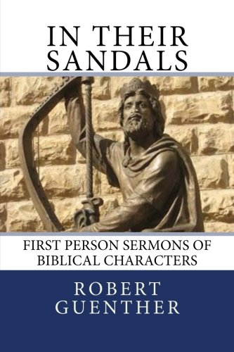 Price comparison product image In Their Sandals: First Person Sermons of Biblical Characters