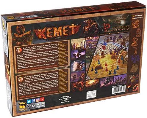 Matagot Kemet Seth - English: Amazon.es: Juguetes y juegos