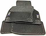 "2015 VW Volkswagen GOLF MK7 All Season Rubber Monster Mats Set W/ ""TDI"" Logo OEM 5G1-061-550-A-041"