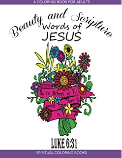 Beauty And Scripture Words Of Jesus