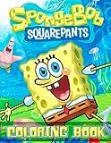 Spongebob Squarepants Coloring Book: Great Activity Book for Spongebob Fans