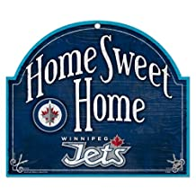 NHL Wood Arched Sign
