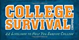 College Survival Coupons, Sourcebooks, Inc., 140225489X