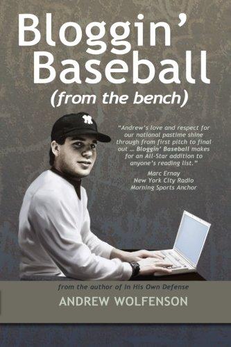Read Online Bloggin' Baseball (From the Bench) PDF