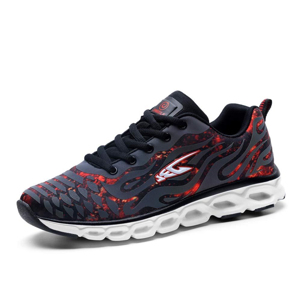 Mens Running schuhe Breathable Cross Training schuhe Slip On Turnschuhe Leichtgewicht Athletic Walking Schuhe für Männer