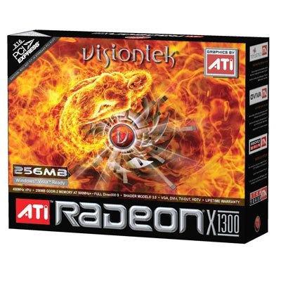 Radeon X1300 256MB Pcie Sff Dms DMS59-DUAL Dvi-i Or ()