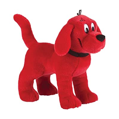 """Standing Clifford Red Dog 16"""" by Douglas Cuddle Toys: Home & Kitchen"""