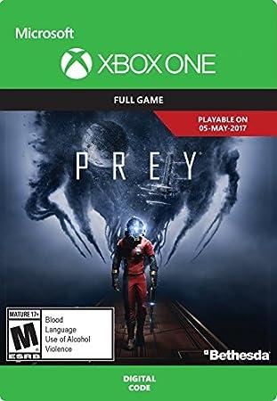 Prey - Xbox One Digital Code
