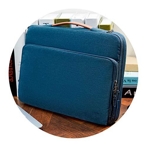 (Laptop Bag Sleeve,Handbag Blue,11inch)