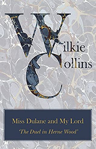 book cover of Miss Dulane and My Lord